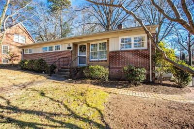 Catawba County Single Family Home For Sale: 430 9th Street NW