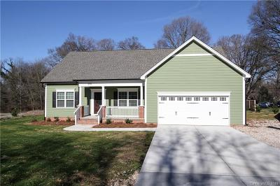 Single Family Home For Sale: 6106 Tuckaseegee Road