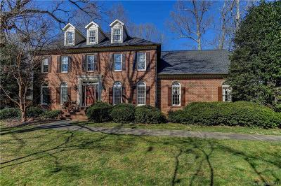 Mooresville Single Family Home For Sale: 155 Club Drive