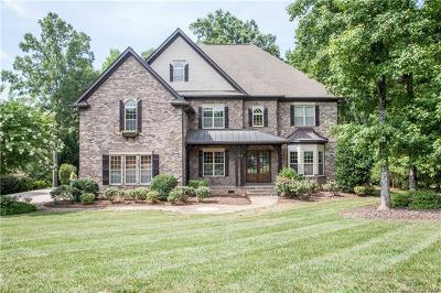 Waxhaw, Weddington Single Family Home For Sale: 8309 Victoria Lake Drive