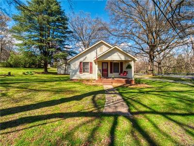 Huntersville Single Family Home For Sale: 403 Huntersville Concord Road