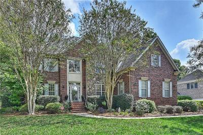 Waxhaw Single Family Home For Sale: 1103 Dobson Drive