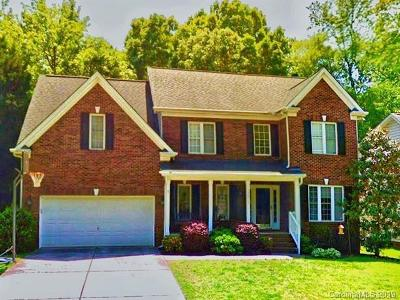 Huntersville Single Family Home For Sale: 17011 Hampton Trace Road