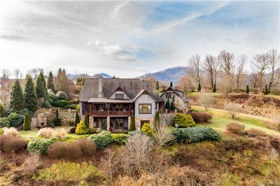 Waynesville Single Family Home For Sale: 16 Cronin Ridge