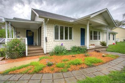 Weaverville Single Family Home For Sale: 65 Banks Town Road