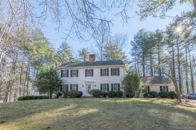 Buncombe County, Haywood County, Henderson County, Madison County Single Family Home Under Contract-Show: 18 Twin Hills Drive