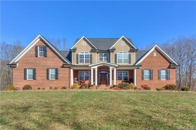 Crouse Single Family Home For Sale: 1365 Old Lincolnton Crouse Road