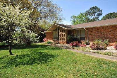 Single Family Home For Sale: 634 Wingrave Drive