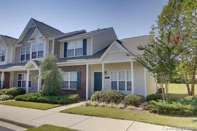 Charlotte Condo/Townhouse Under Contract-Show: 12406 Hennigan Place Lane