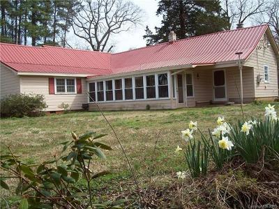 Rowan County Single Family Home For Sale: 130 White Road