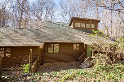 Pisgah Forest Single Family Home Under Contract-Show: 596 Knob Road