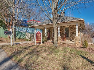 Waynesville Single Family Home For Sale: 33 Pigeon Street