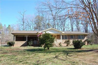 Lincolnton Single Family Home For Sale: 1413 Hill Road