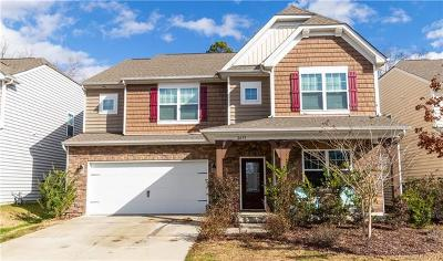 Waxhaw Single Family Home For Sale: 2653 Southern Trace Drive