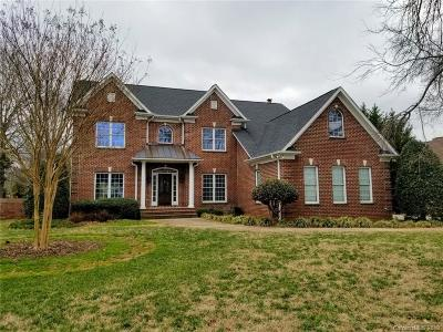 Waxhaw Single Family Home For Sale: 8701 Calumet Farms Drive