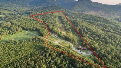 Bat Cave, Black Mountain, Chimney Rock, Columbus, Gerton, Lake Lure, Mill Spring, Rutherfordton, Saluda, Tryon, Union Mills Residential Lots & Land For Sale: 1470 Thermal City Road