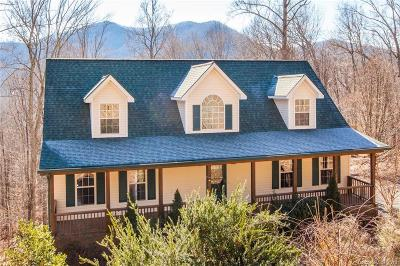 Candler Single Family Home For Sale: 75 Windy Park Way
