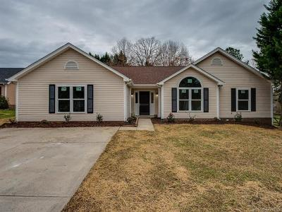 Charlotte Single Family Home For Sale: 1820 Running Brook Road