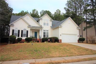 Rock Hill Single Family Home For Sale: 1334 Shimmer Light Circle