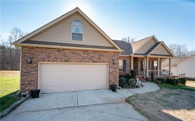 Lincolnton Single Family Home For Sale: 4140 Ore Bank Drive