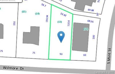 Charlotte NC Residential Lots & Land For Sale: $260,000