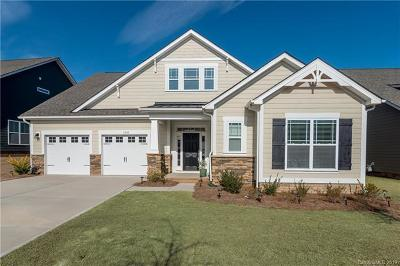 Waxhaw Single Family Home For Sale: 5010 Henshaw Road