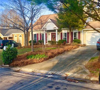 Charlotte Single Family Home For Sale: 2108 David Earl Drive