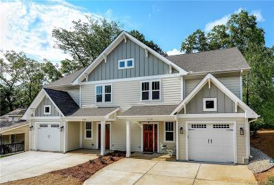 Charlotte NC Condo/Townhouse For Sale: $417,000