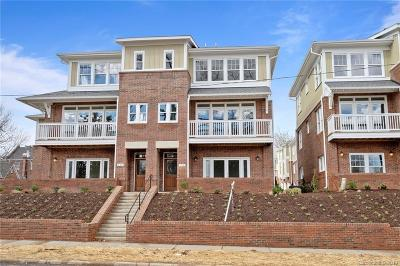 Charlotte Condo/Townhouse For Sale: 128 S Summit Avenue #42