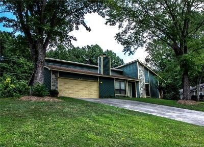 Mint Hill Single Family Home Under Contract-Show: 6517 Thamesmead Lane