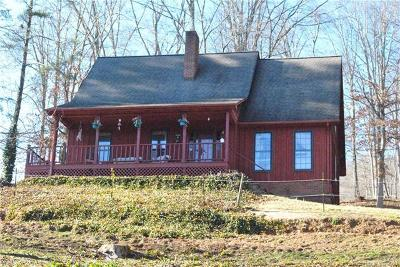 Haywood County Single Family Home For Sale: 641 Scruggs Circle