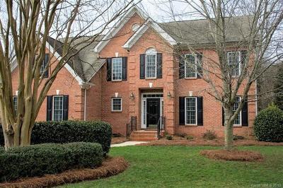 Hunter Oaks Single Family Home For Sale: 9000 Creekstone Road