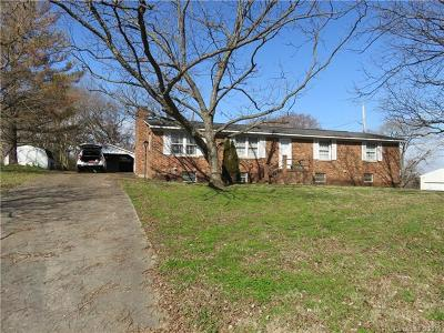 Belmont Single Family Home For Sale: 1600 Armstrong Ford Road