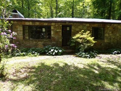 Transylvania County Single Family Home For Sale: 474 Twin Ponds Lane