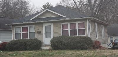 Kannapolis Single Family Home For Sale: 715 Fairview Street