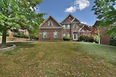 Charlotte Single Family Home For Sale: 13610 Glen Abbey Drive