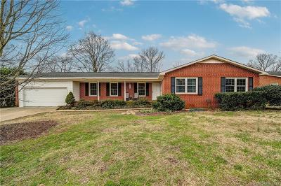 Rock Hill Single Family Home Under Contract-Show: 1654 Colony Road #127