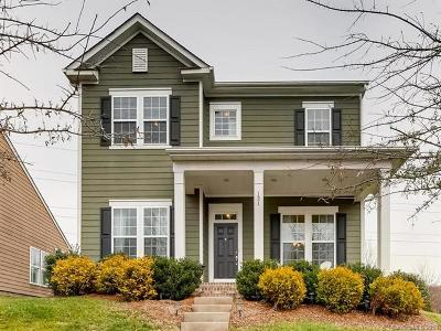 Mooresville Single Family Home For Sale: 121 Grayfox Drive