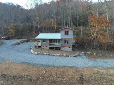 Single Family Home For Sale: Lot A Tilley Creek Road