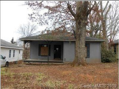 Gastonia NC Single Family Home Under Contract-Show: $22,260