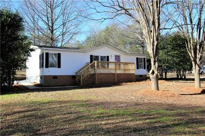 Mocksville Single Family Home For Sale: 4128 Us Hwy 601 Highway