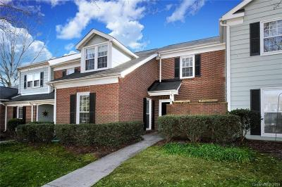 Charlotte NC Condo/Townhouse For Sale: $184,000