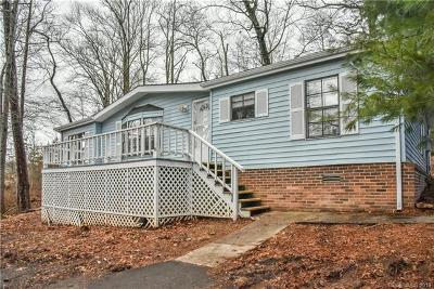 Candler Single Family Home Under Contract-Show: 121 Lost Trail