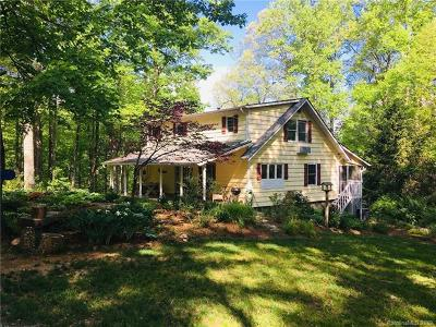 Zirconia NC Single Family Home For Sale: $339,900