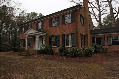 Kannapolis Single Family Home For Sale: 201 N Cannon Boulevard