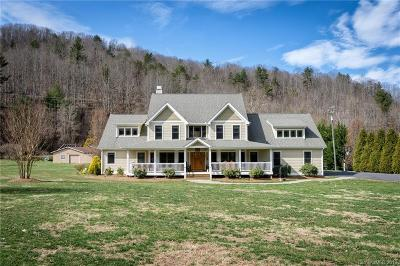 Weaverville Single Family Home For Sale: 249 Ox Creek Road