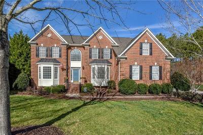 Waxhaw Single Family Home For Sale: 8410 Dunton Court
