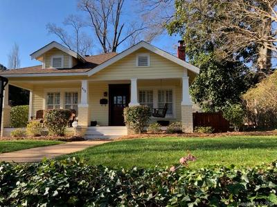 Charlotte Single Family Home For Sale: 412 Grandin Road