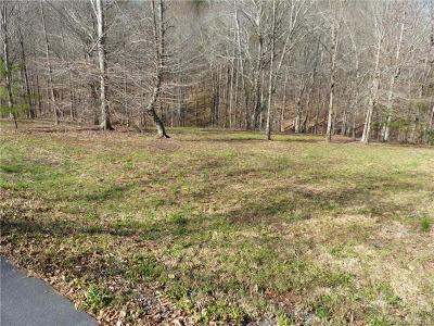 Bat Cave, Black Mountain, Chimney Rock, Columbus, Gerton, Lake Lure, Mill Spring, Rutherfordton, Saluda, Tryon, Union Mills Residential Lots & Land For Sale: Clearwater Parkway #360