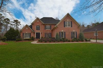 Charlotte Single Family Home For Sale: 11623 Stonebriar Drive